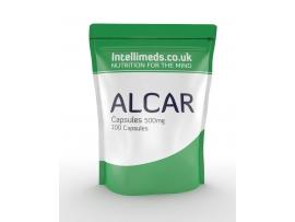 Acetyl-L-Carnitine ALCAR Capsules 500mg