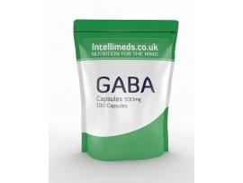 GABA Capsules 500mg
