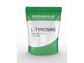 L-Tyrosine Capsules 500mg