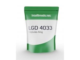 LGD 4033 Capsules 4mg