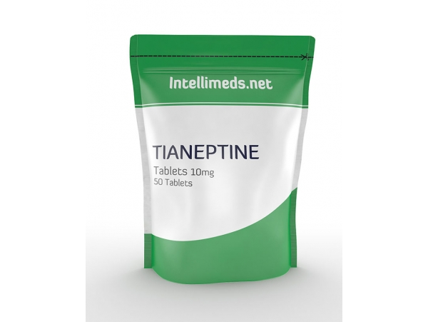 Tianeptine (Sodium) Capsules 10mg